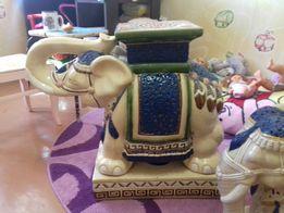 Слоны керамические