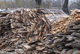 Zrzyny tartaczne. Skład drewna