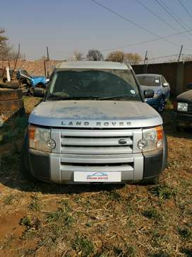 2007 LAND ROVER DISCOVERY 3 4.0 V8 STRIPPING AS SPARES