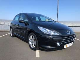 2008 Peugeot 307 2.0 in very good condition full service history
