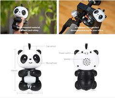 Интерактивная игрушка Веселая панда Fingerlings Happy Panda