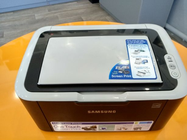 Принтер лазерный Samsung ML-1860 Кривой Рог - изображение 4