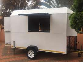 Food trailer to hire Monthly