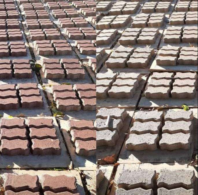 Paving bricks manufacturing and supply straight to public