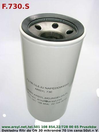 Filtr do paliwa ON Filtr do ON Filtr do oleju napędowego filtr do CPN Pruszków - image 5