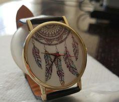 Nowy Zegarek skórzane bransoletki