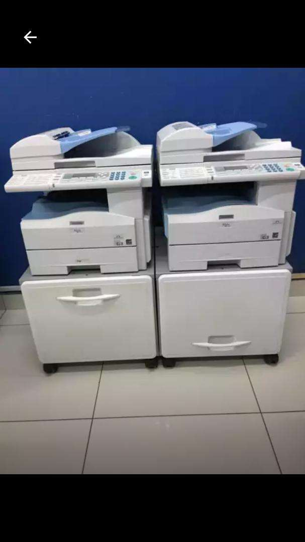 The only amazing offer for ricoh aficio mp 171 photocopier machine 0