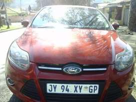 FORD FOCUS 2.0 IN EXCELLENT CONDITION