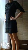 Sukienka mała czarna nowa rozm. 36 S