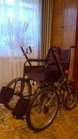 инвалидная коляска(прогулочная)