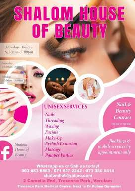 Mothers day pamper  specials