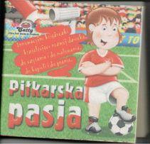 Piłkarska pasja innowacyjna książeczka