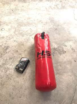 Punching bag - NEGOTIABLE