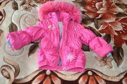 Детский зимний комбинезон от 3-5 лет