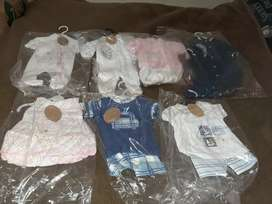 Baby Dolls Wear Premature To 3T0 6MonthsTop Quality R30 To R50 Each