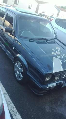 Car runs perfect has a 2l golf 5 engine fully chipped