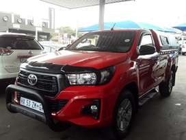 Toyota Hilux 2.4GD6