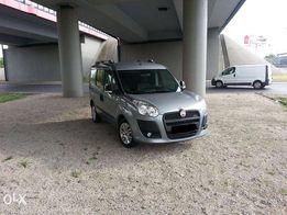 Fiat Doblo Combo 2010 montaż halogenów tempomatu czujnika temp Punto