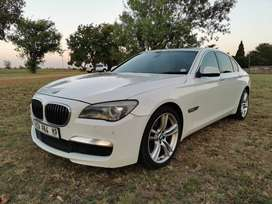 BMW 750i Motor Sport Pack F01 Series