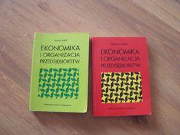 """Ksiązki """"Ekonomika i organizacja przedsiebiorstw"""" S. Dębski"""