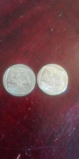 2 Presidential Inauguration 1994 R5 coin