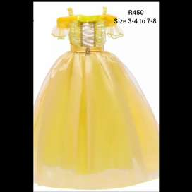 Beauty and the Beast Belle Dress