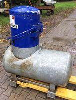 Контейнер бочка для топлива RIETBERG с насосом дизель / масло 250л