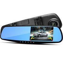 Зеркало видеорегистратор Full HD +камера заднего вида,регистратор