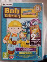 BOB Budowniczy Gry PC CD-Rom