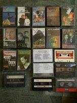 Студийные аудиокассеты и CD-компакт-диски музыка всех времен и народов