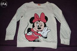 Bluzka bluza Myszka MINNIE 134