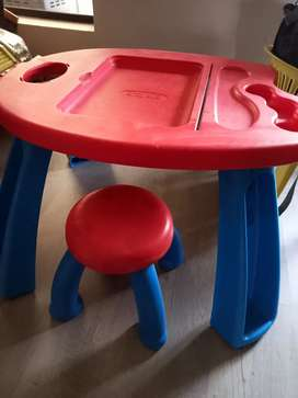 Toddler table n chair