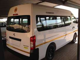 2019' NV350 2.5 Petrol Wide Taxi