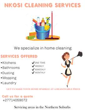 Nkosi Cleaning Services