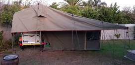Howling Moon Add a room and Tailgate Awning
