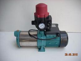 Hydrofor Pompa MHI 1300 INOX z wyłącznikiem BRIO SK-13 -do podlewania