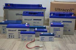 Akumulator żelowy AGM 7Ah 12V i inne wartości UPS łódka wózek solar