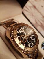 Позолоченные часы Cortebert