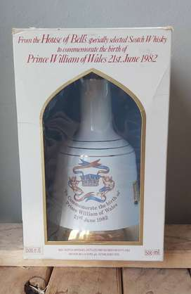 Collectable Bell's Decanters