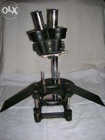 микроскоп бинокулярный, мікроскоп бінокулярний 1947р, робоч.