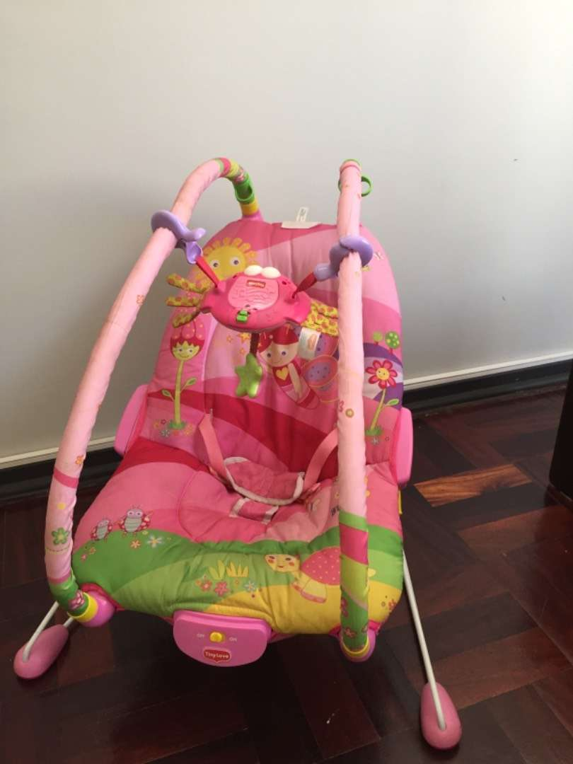 Tiny Love Baby Bounce Chair 0
