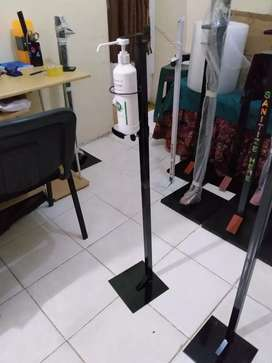 Sanitizer foot stands for sale by manufacturer