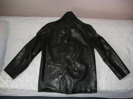 Пиджак LEATHER PALACE оригинал кожаный по лекалам VERSACE куртка