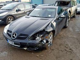 Mercedes slk w171 Maska 280 / 350 Części