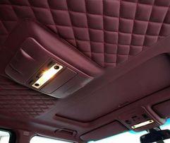 Ремонт потолка автомобиля ,перетяжка авто потолка, обшивка потолка