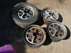 Ford rostyle rims for sale