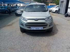 2013 Ford Ecosport 1.5 manual 60000km for sale