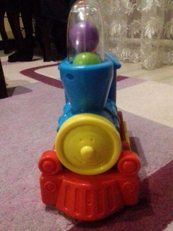 Паровозик от FineTime Toys Кременец - изображение 2