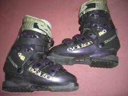 buty narciarskie...SALOMON Evolution 4.0... rozm. 24
