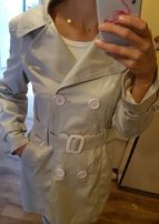 Elegancki płaszcz, płaszczyk r.38